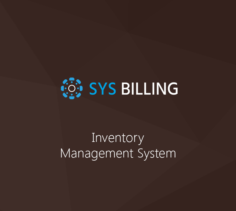 SYS-Billing